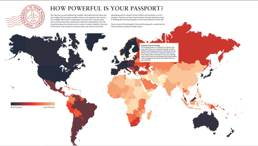 Zambia In Africas Top Most Powerful Passports List Welcome - 10 most powerful countries in the world 2015
